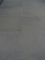 Promenade argento 100x100 cm rett.