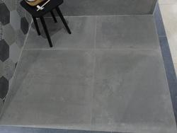Tribeca gris 75x75 cm rett.