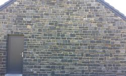 Calcaire de Rhisnes- Moellons semi-équarris
